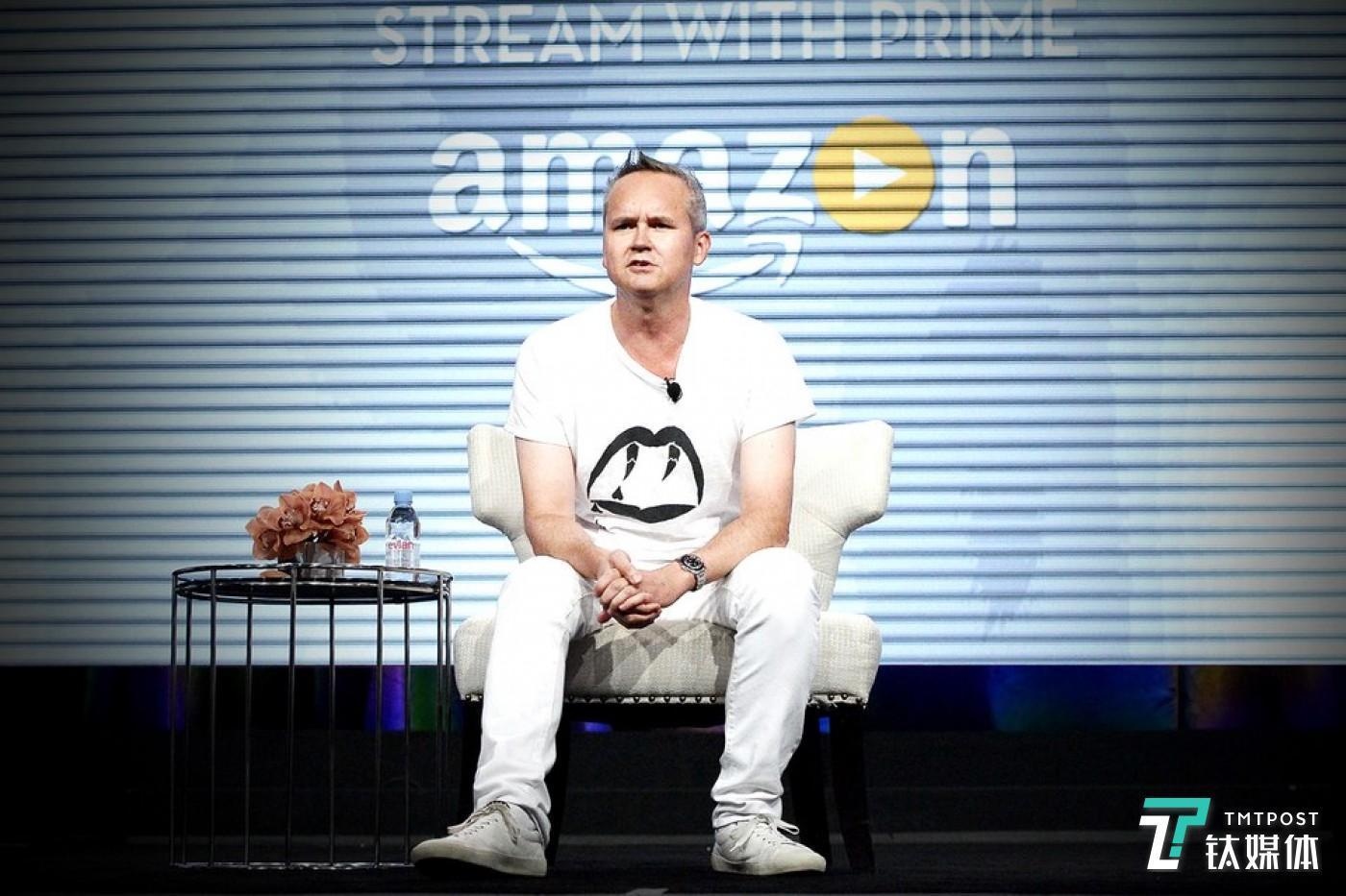 前亚马逊娱乐工作室主管罗伊·普莱斯(Roy Price)。图片来源/holywoodreporter.com
