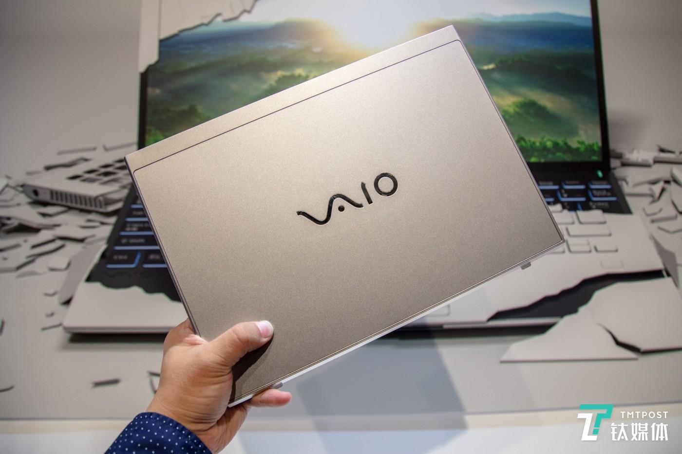 VIAO最新发布的SX12商务笔记本