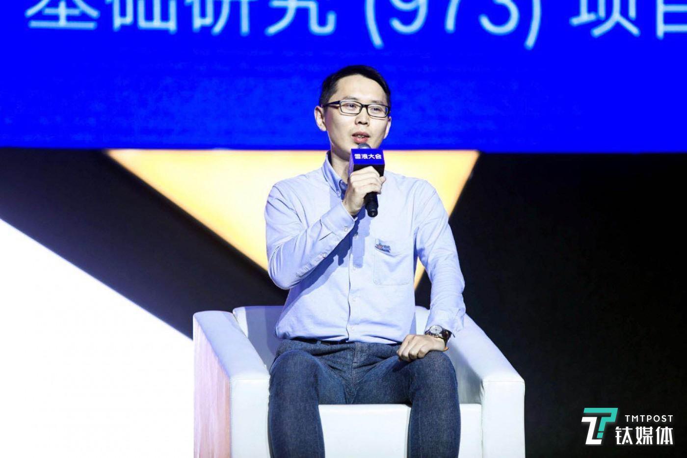 无锡雪浪数制科技有限公司创始人CEO王峰