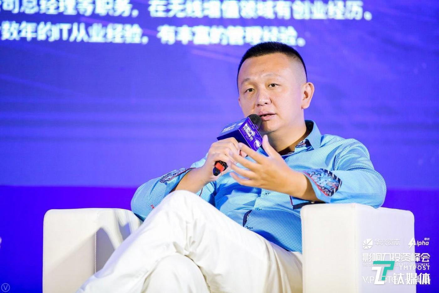 """金沙江创投朱啸虎:""""潜力不到10亿美金的公司我们不投"""""""