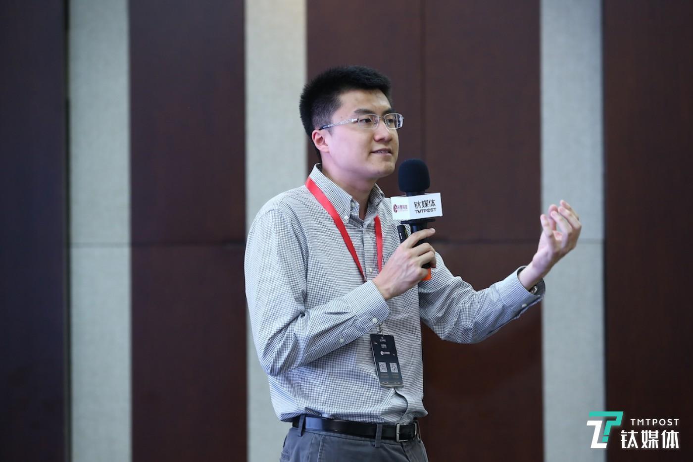 杉树科技 CEO 张子卓
