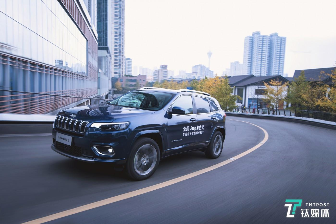 Jeep新自由光
