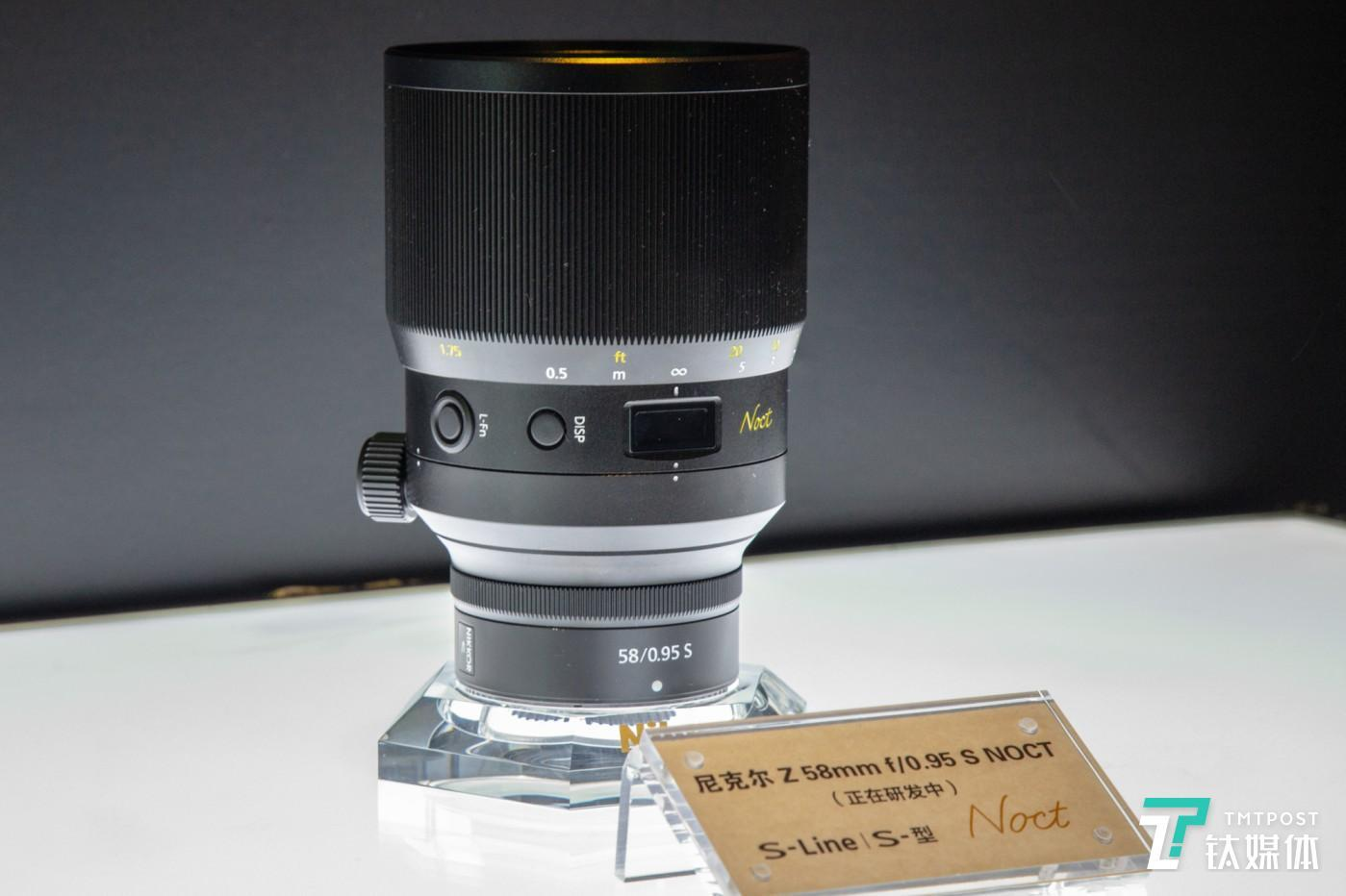 尼克尔Z 58mm f/0.95 S Noct镜头