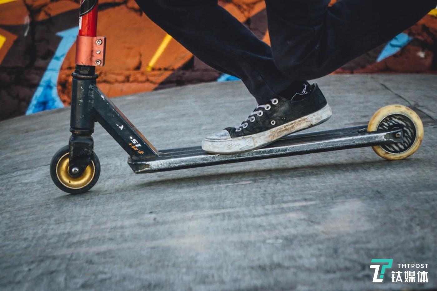 滑板車在美國市場