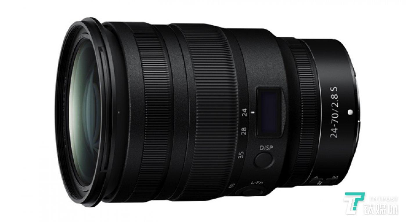 尼康Z 24-70mm f/2.8 S镜头