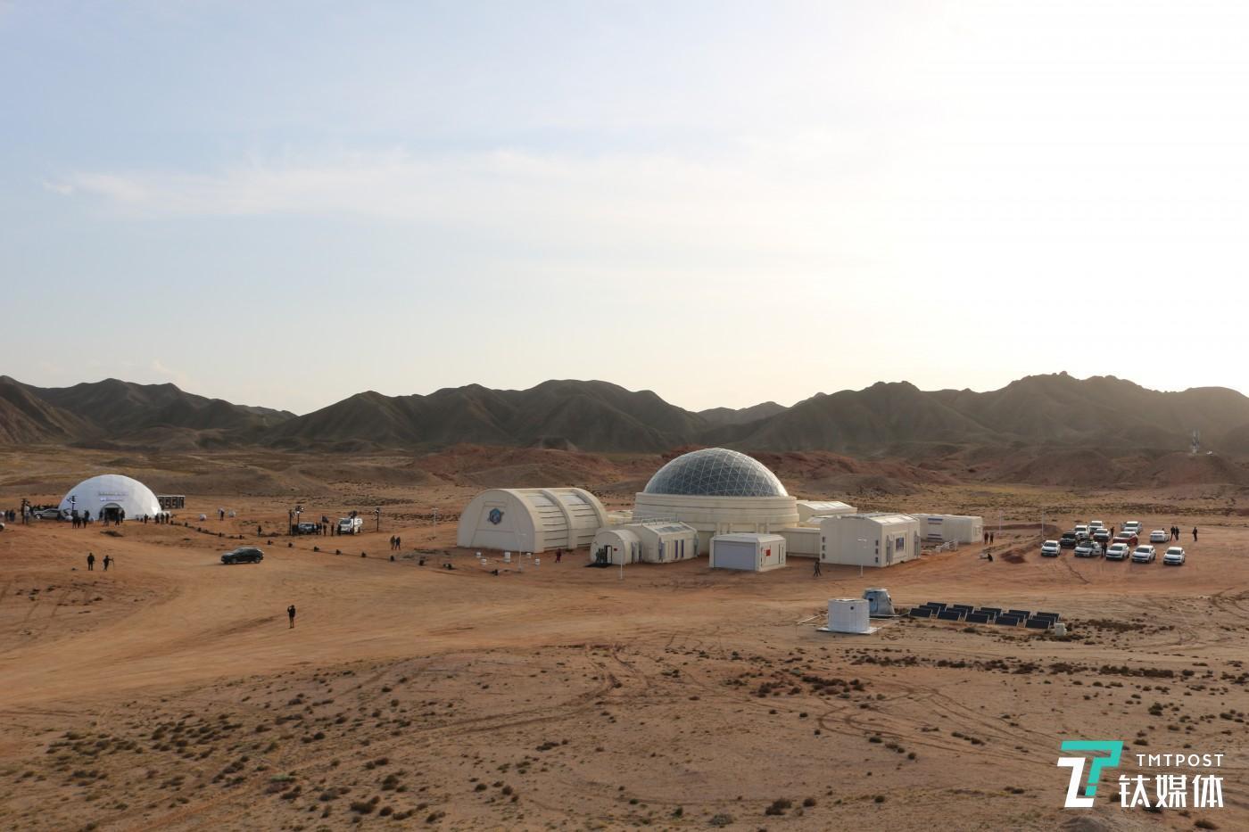金昌火星基地