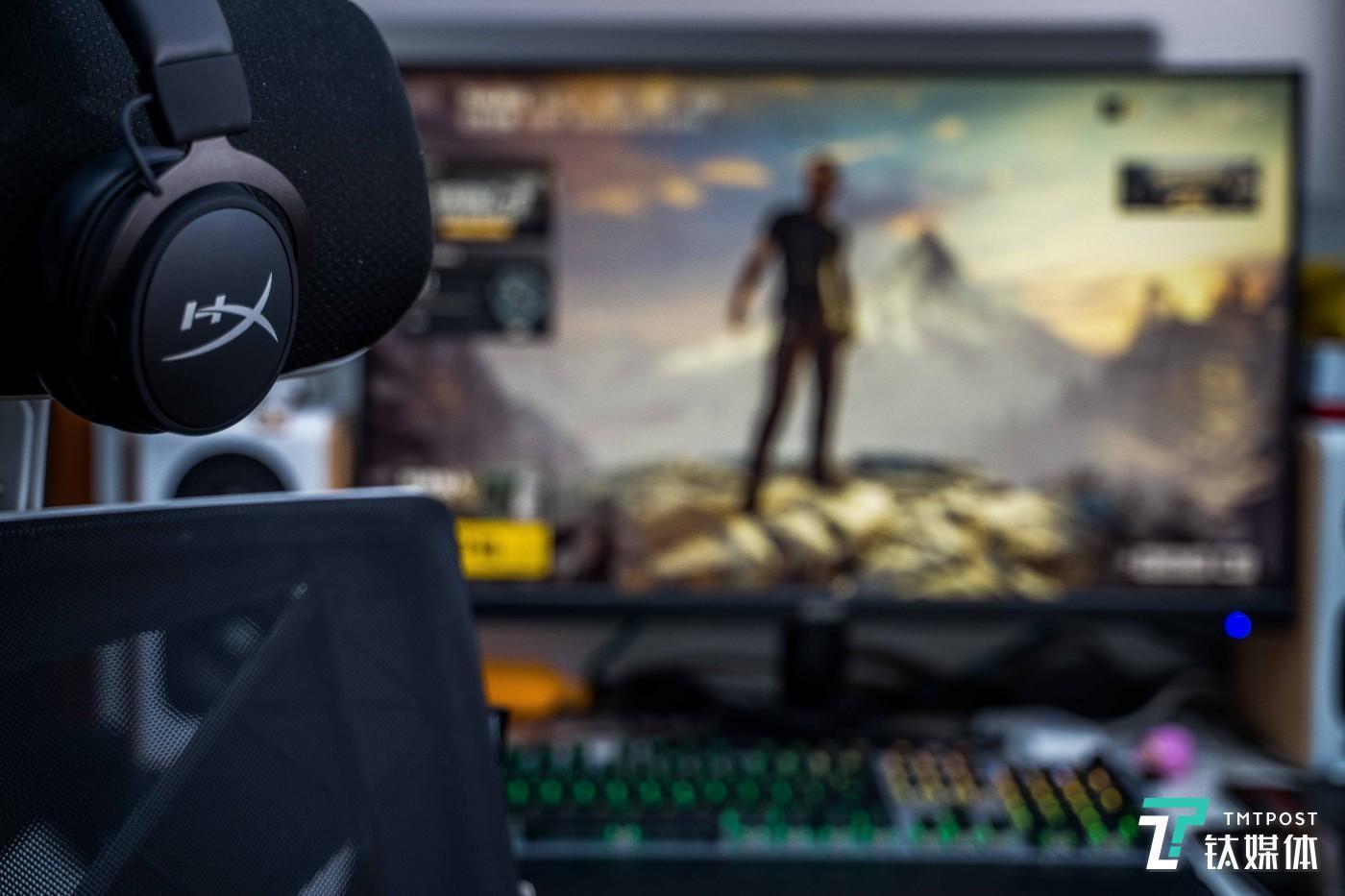 作为电竞耳机,FPS类游戏的表现出色