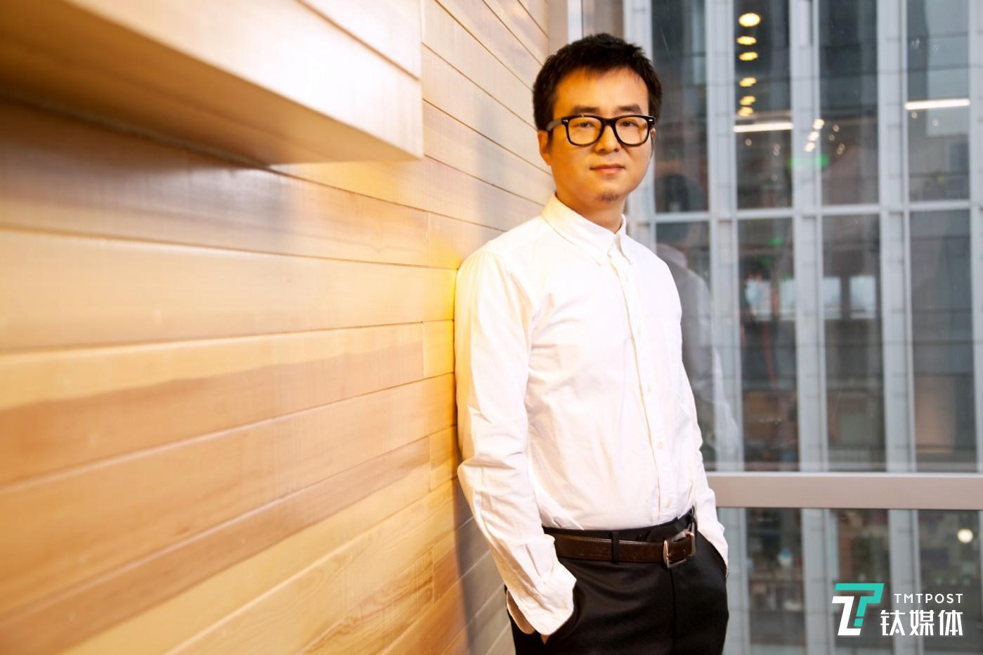 暴风魔镜 CEO 刘晓杰