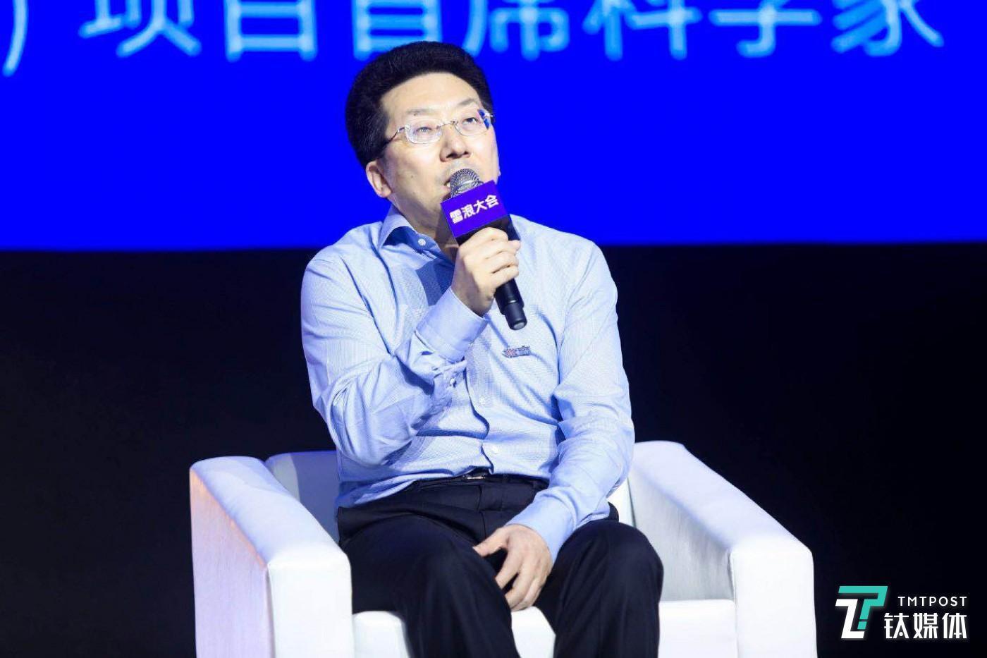 无锡市雪浪小镇建设领导小组办公室主任冯爱东