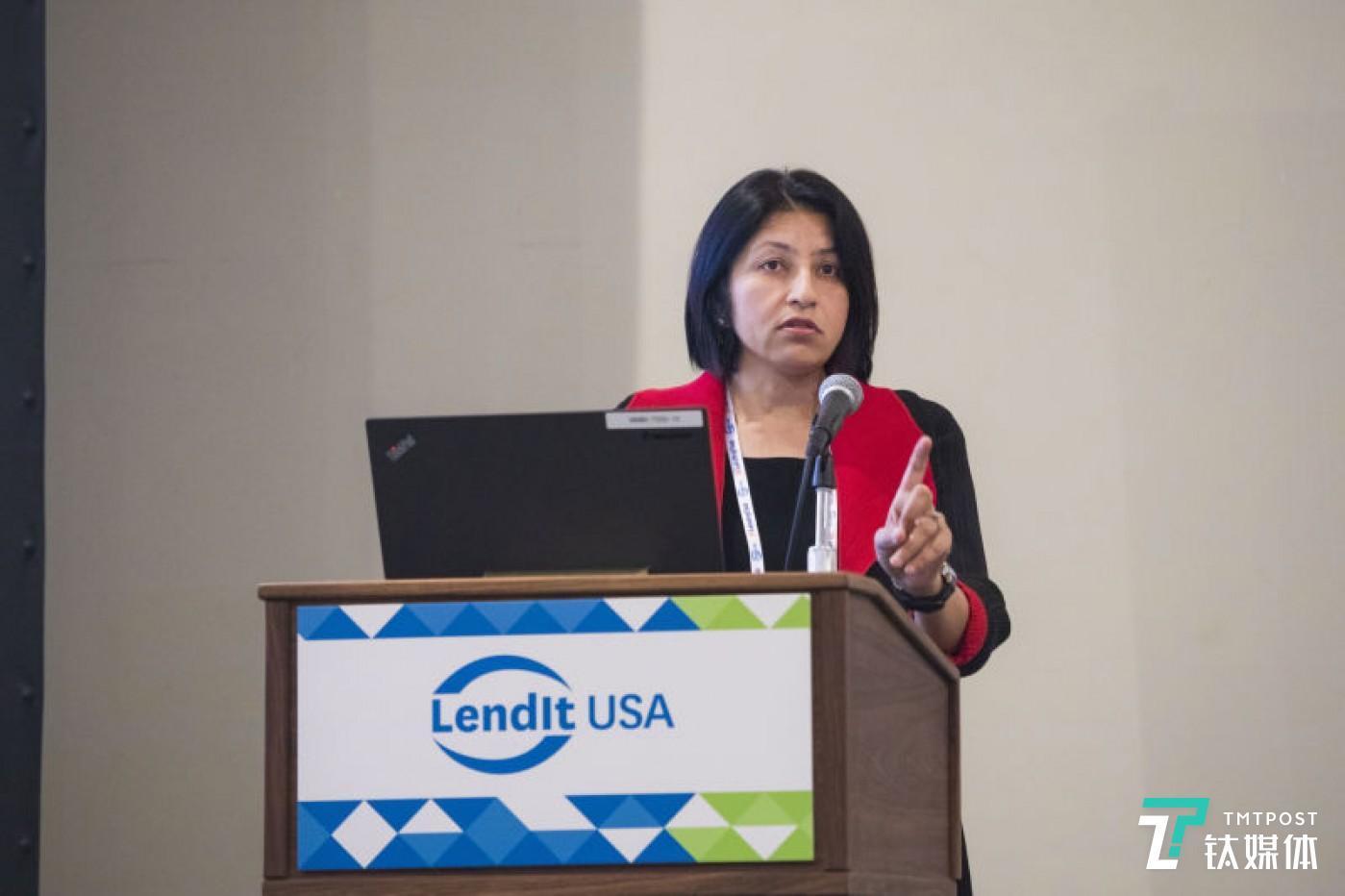 Anju Patwardhan看好的商业模式是B2B,以及B2B2C。