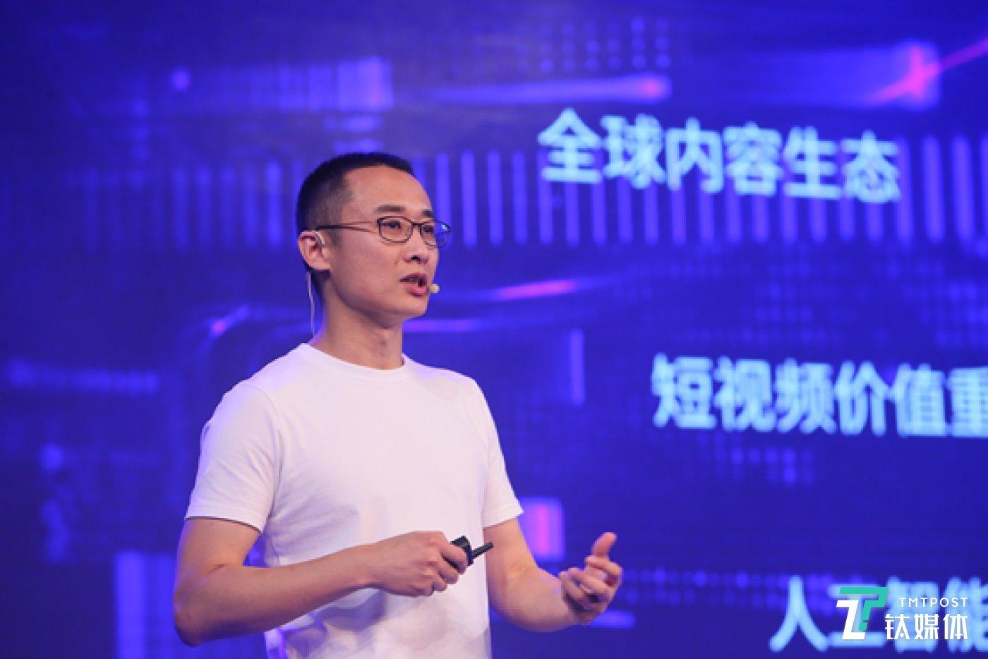 中译语通文娱董事长王晓东