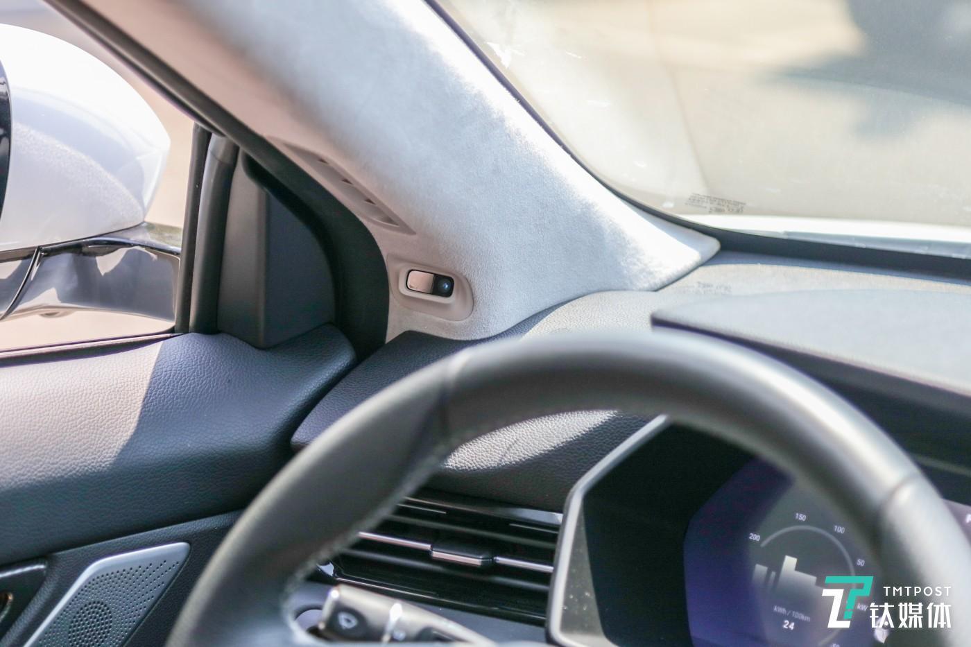 车内识别监控摄像头