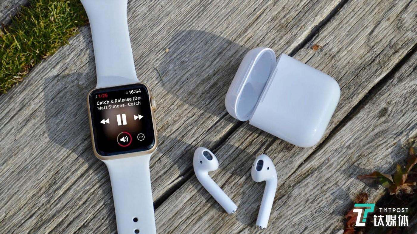 AirPods&Apple Watch