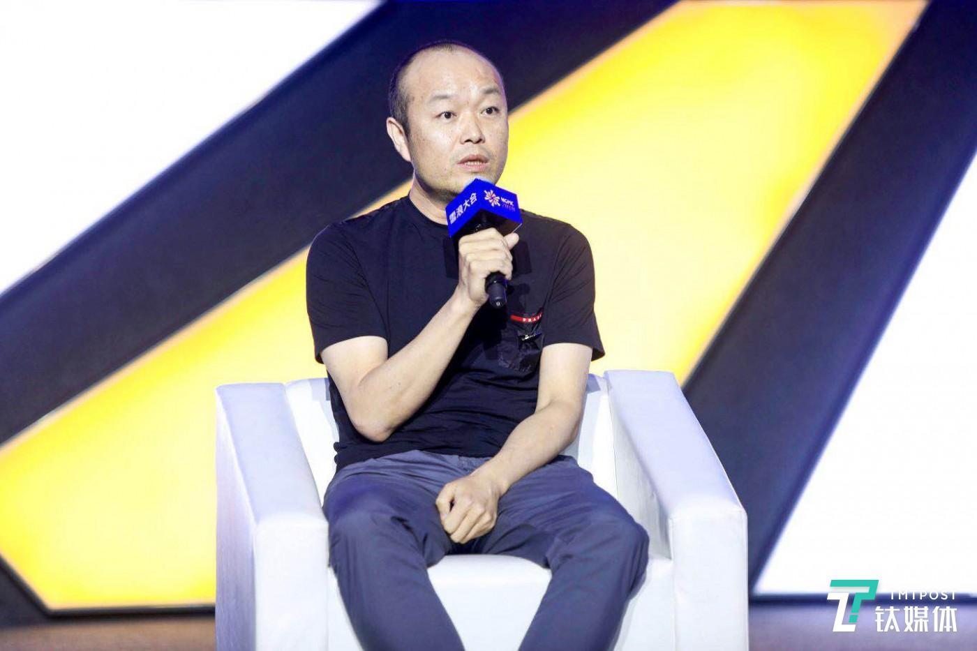 银杏谷资本创始人兼总裁陈向明