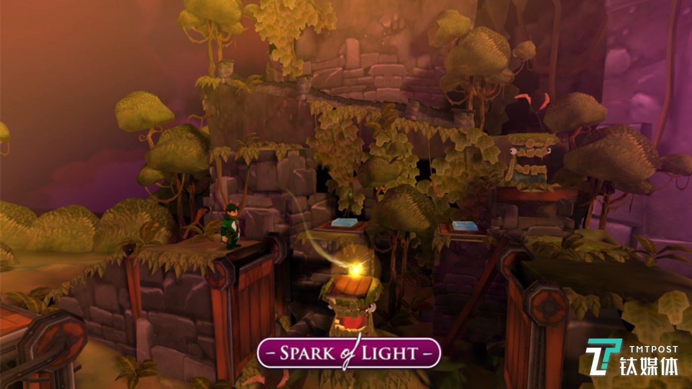 Pico Goblin 2 自带游戏-Spark of Light