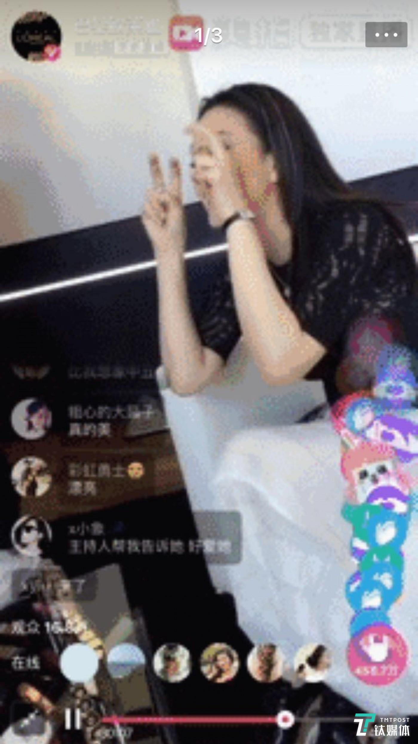 """巩俐在戛纳直播被网友大赞""""萌萌哒""""!"""