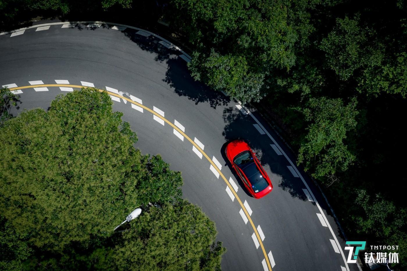 福特的赛道基因与驾控优势也是品牌的血脉之一