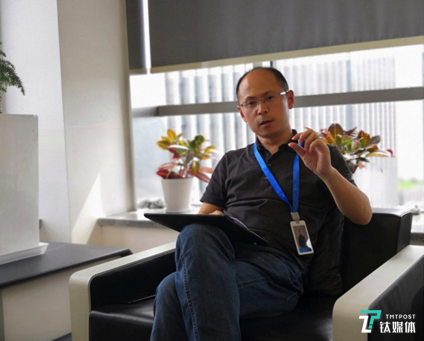 连连支付CEO 潘国栋
