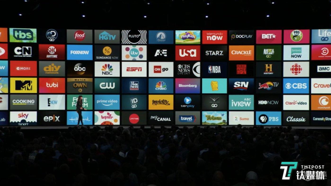 Apple TV:大片再多,你也看不了