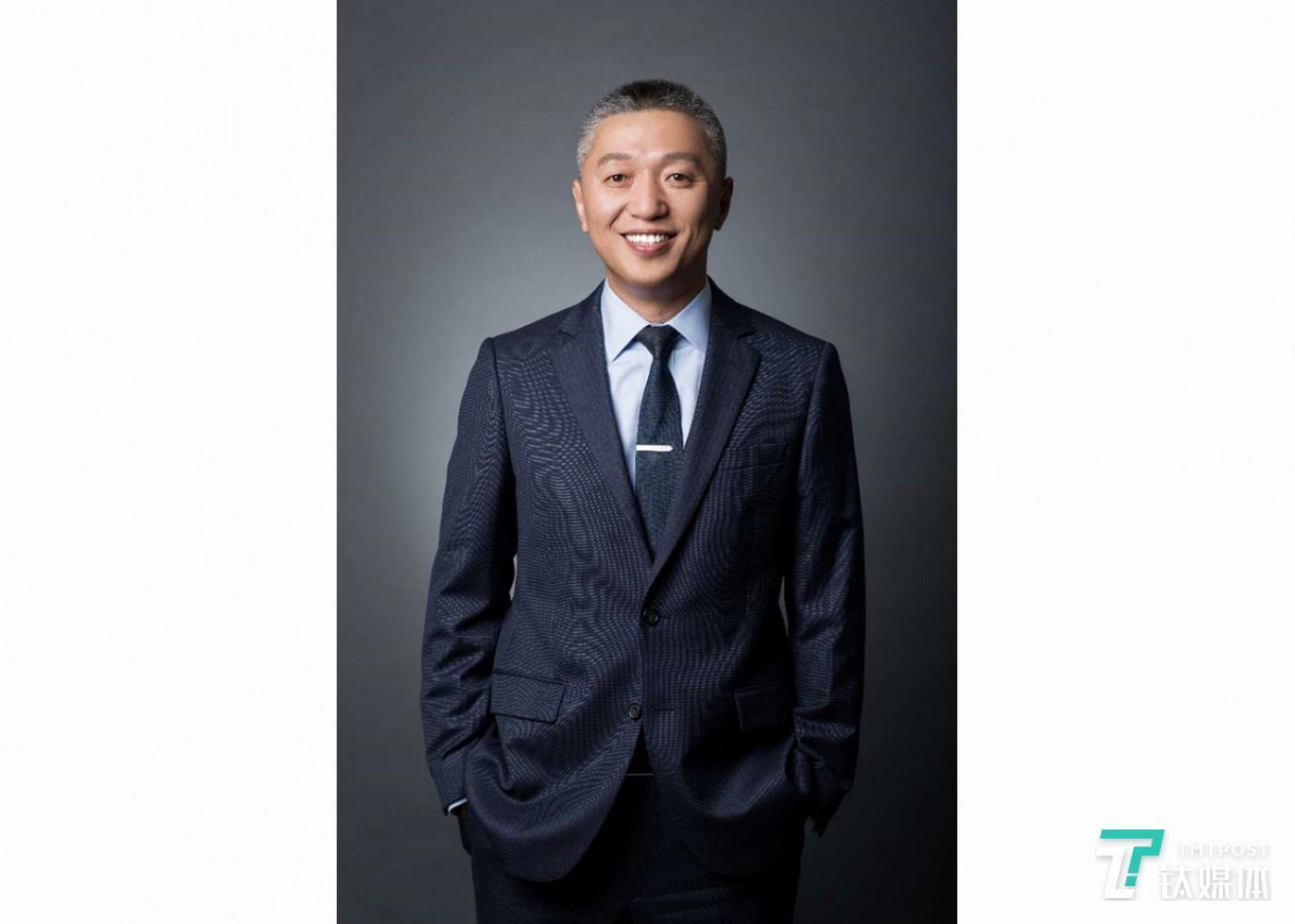 惠普公司中国区消费电脑事业部总经理范子军