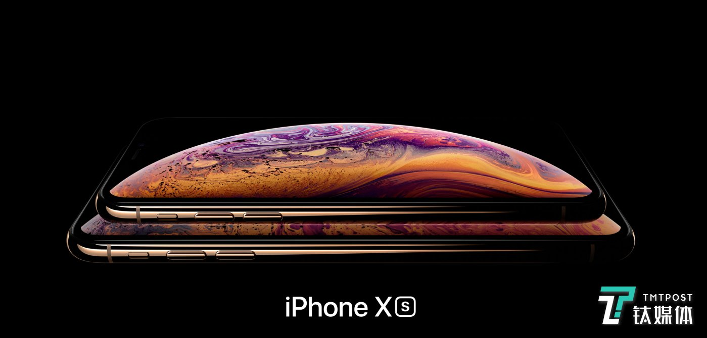 iPhone Xs和iPhone Xs Max