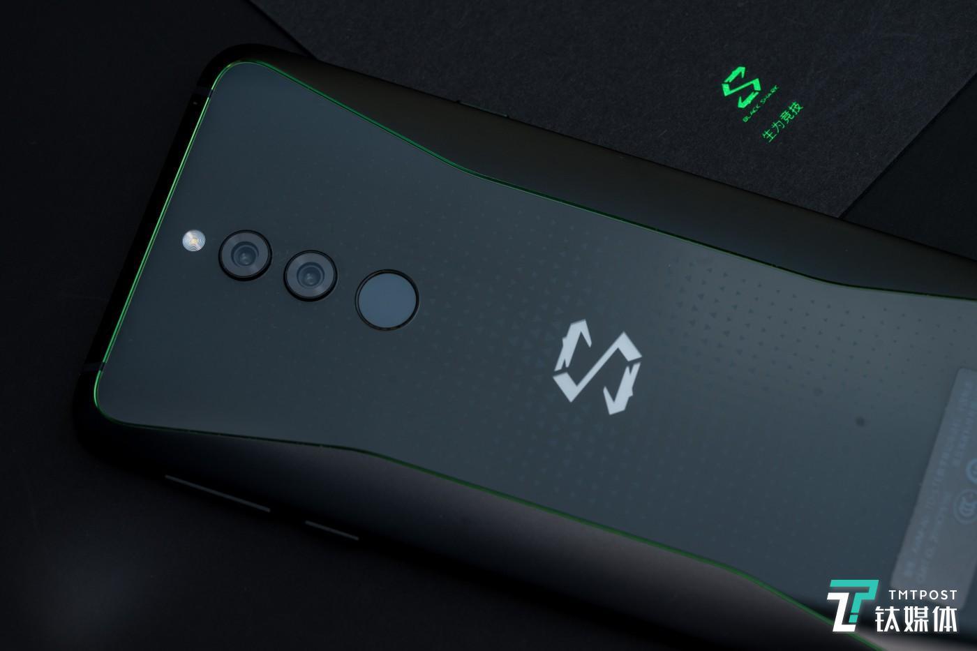 黑鲨游戏手机Helo
