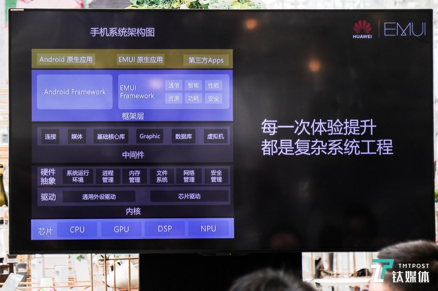 华为将发布基于安卓9.0定制的下一代EMUI系统