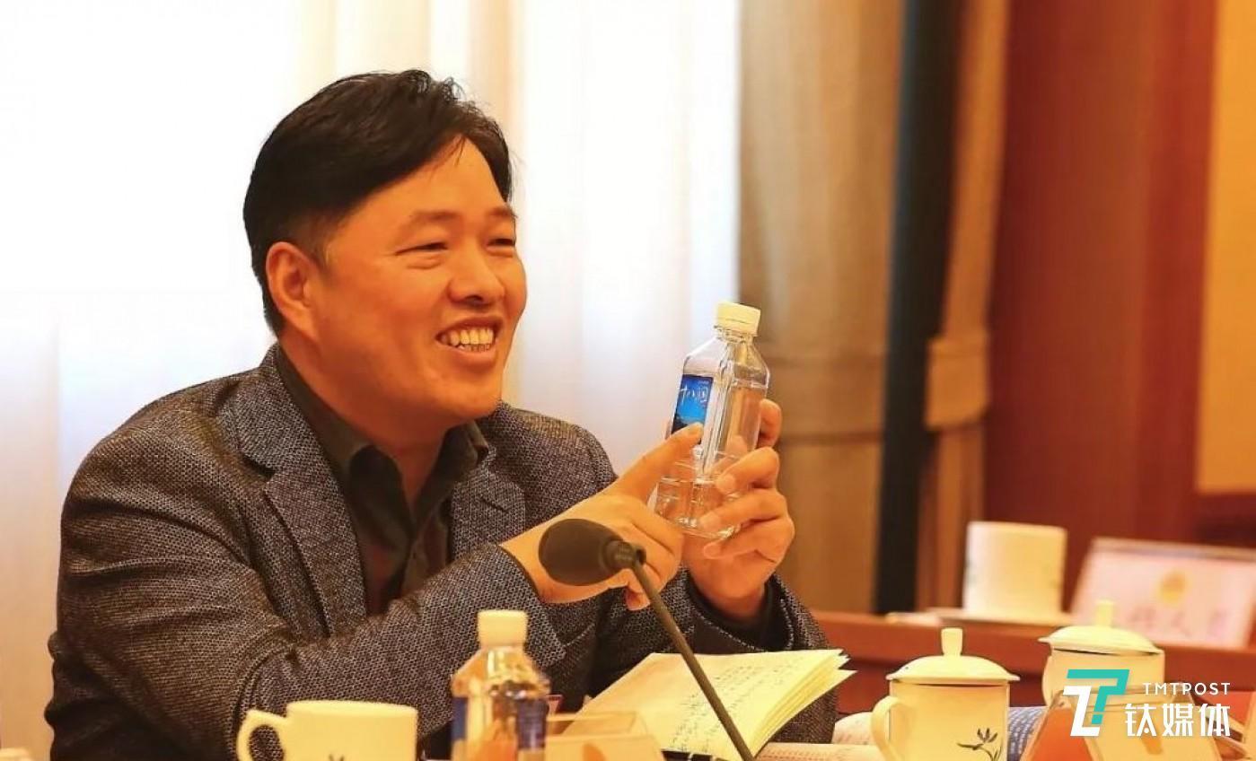 步步高集团董事长王填