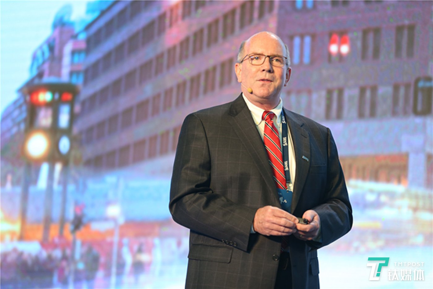 SAS高级副总裁兼全球研发负责人 Stuart Nisbet