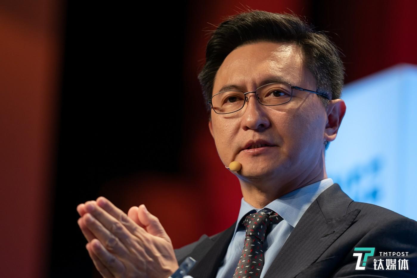 iTutorGroup 创始人、董事长 杨正大,图片来源:视觉中国