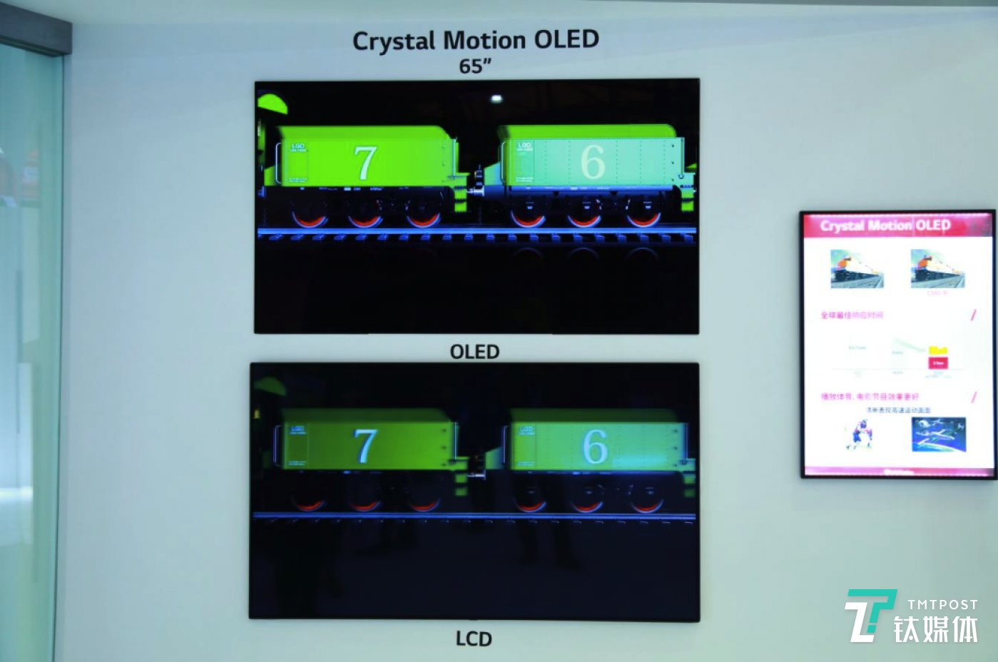 LCD与OLED面板对比