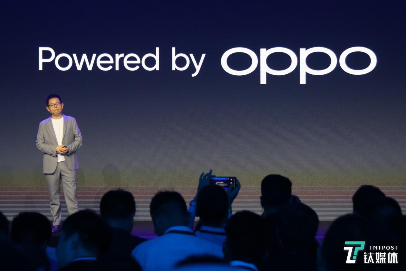 OPPO subbrand realme