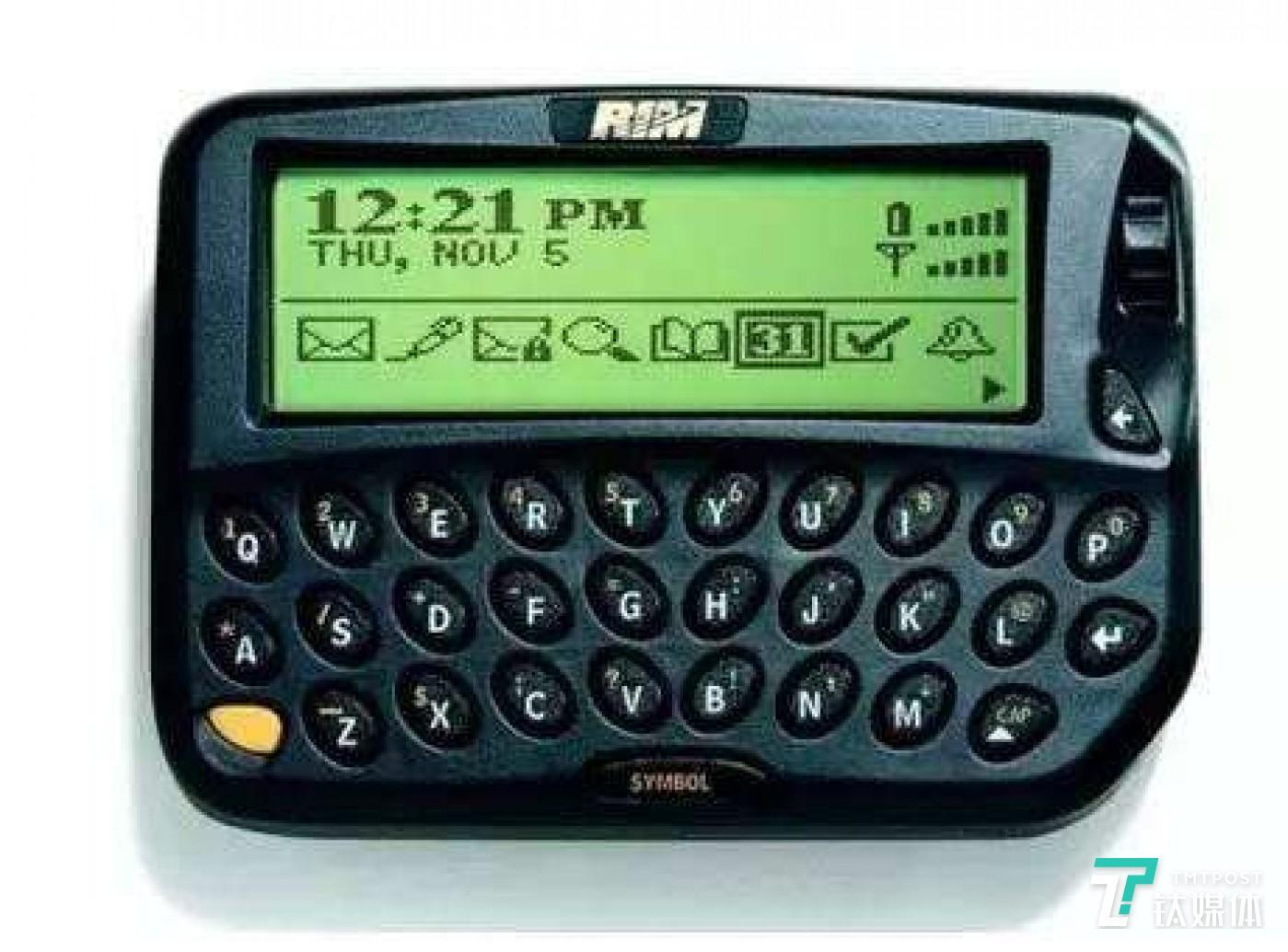 RIM Pager 950