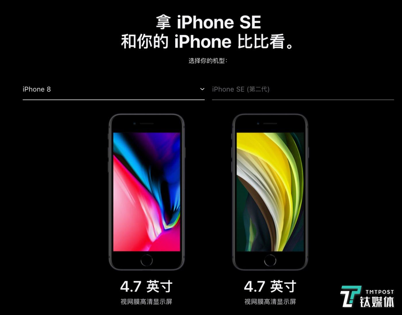 与iPhone 8比比看?