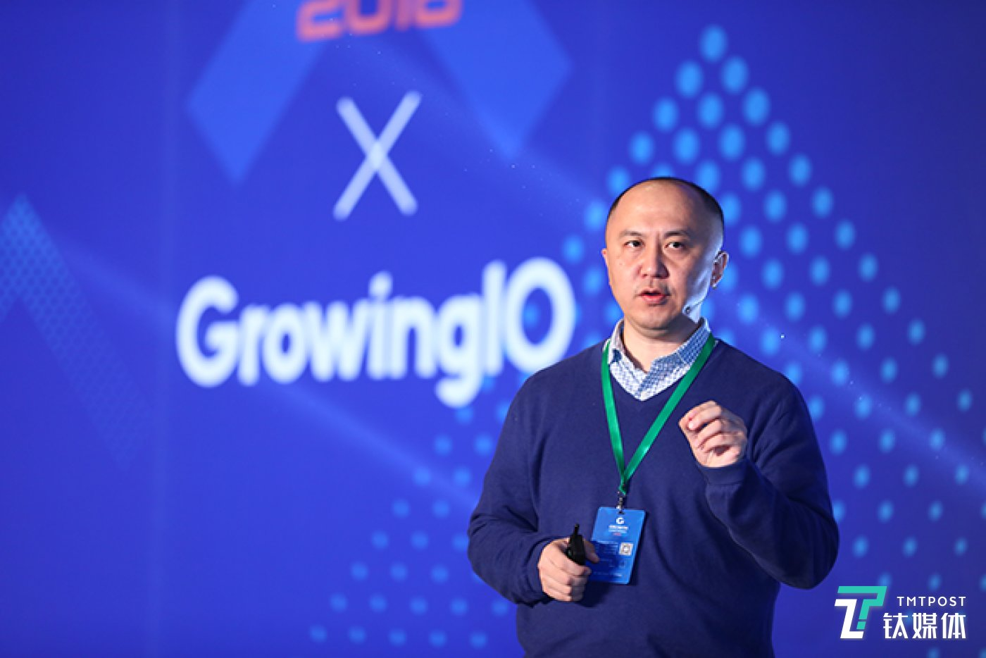 GrowingIO CEO 张溪梦(Simon Zhang)