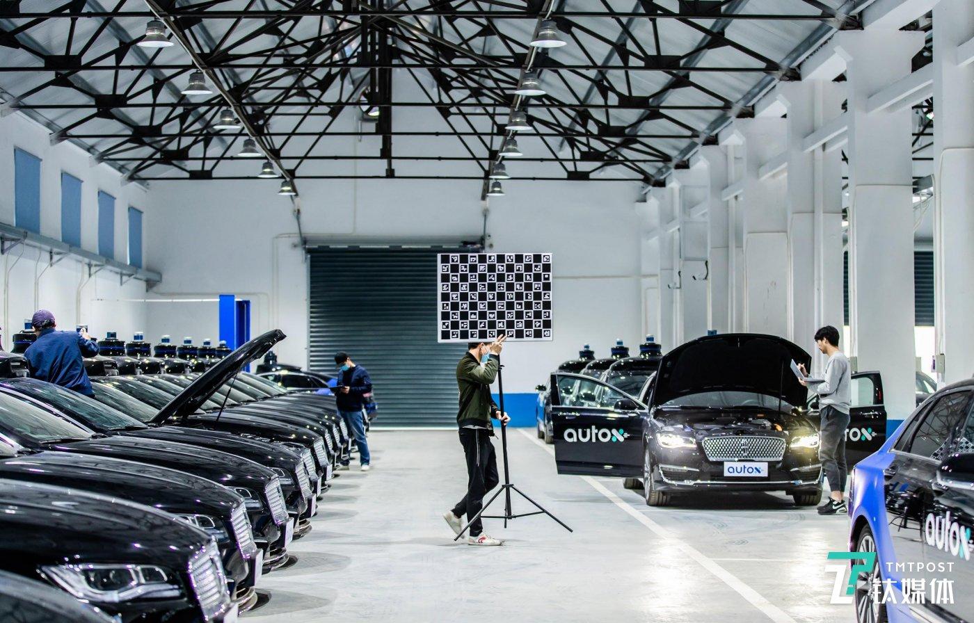 全自动标定装置,确保大批量车队高效技术运维