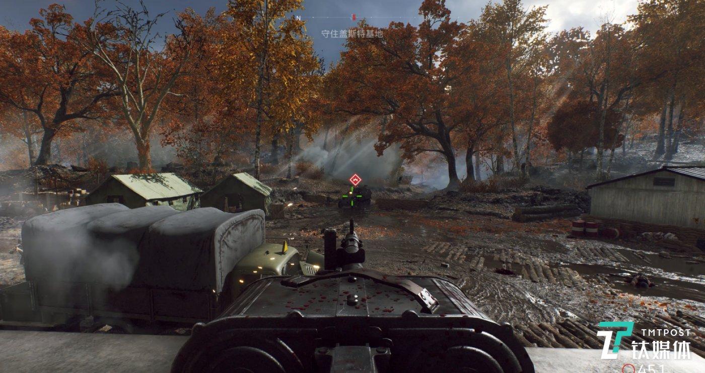 游戏实测画面
