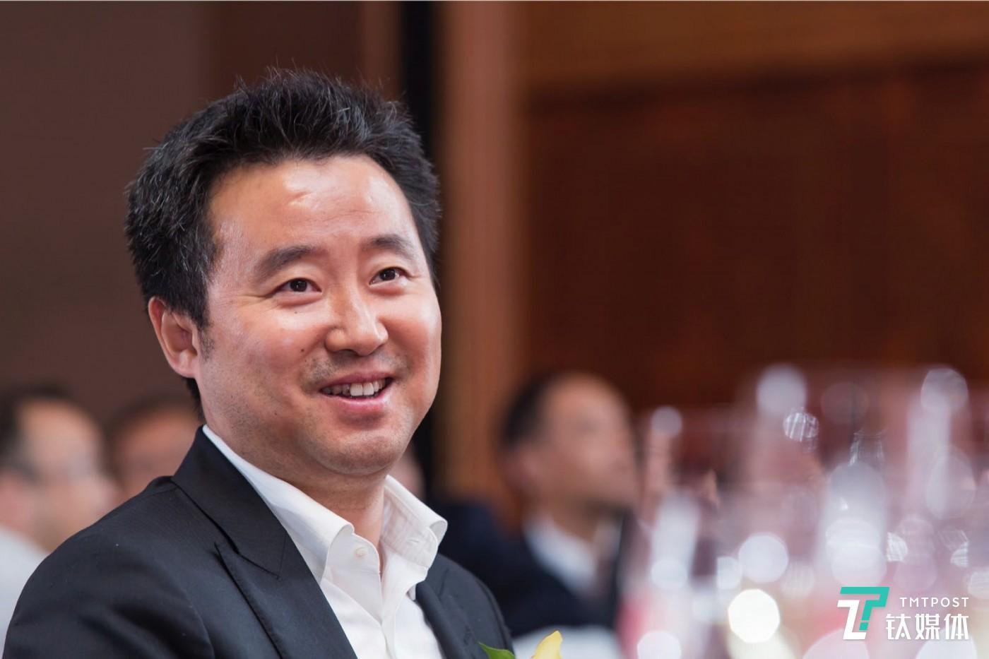 科通芯城CEO&硬蛋创始人康敬伟