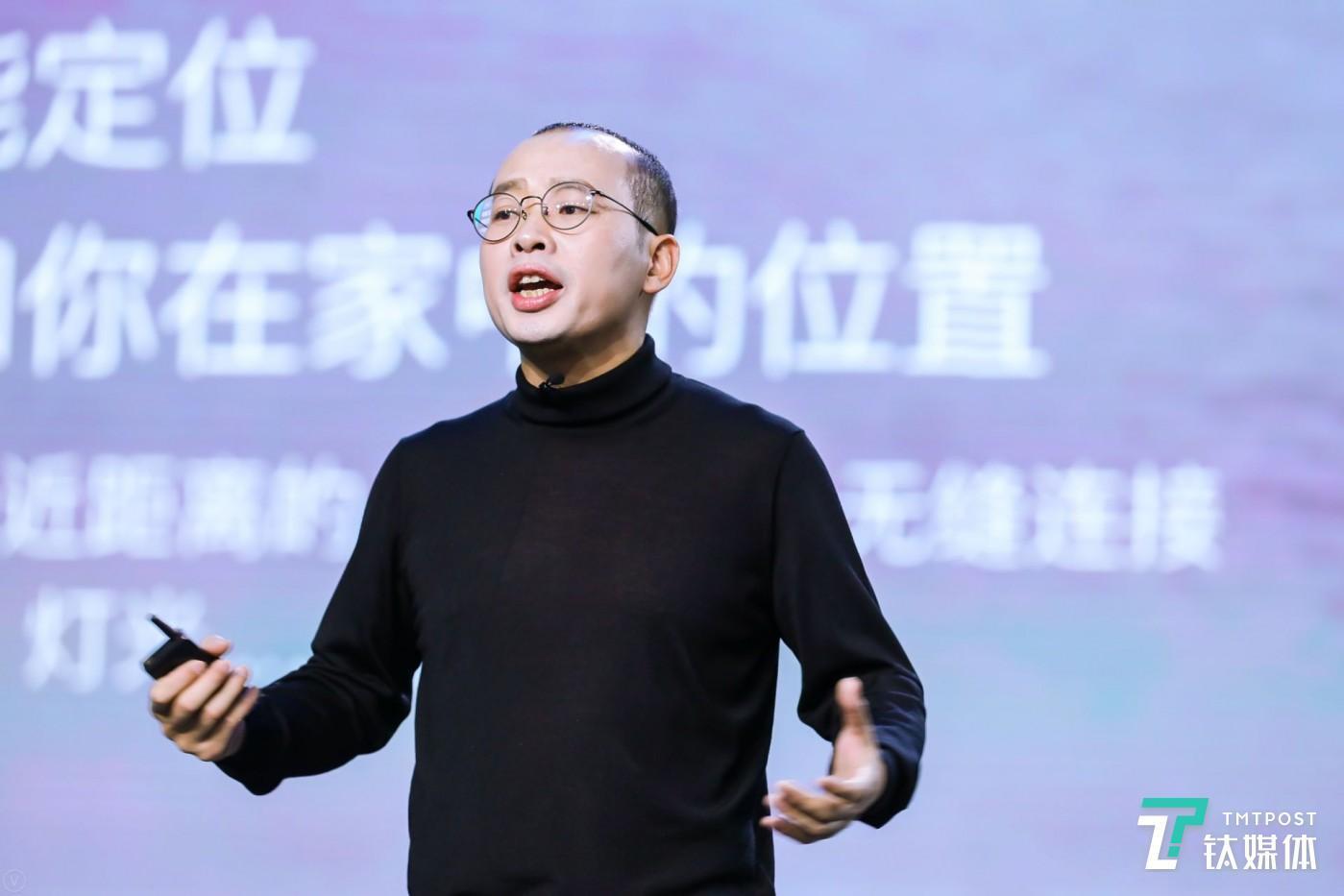 云米CEO陈小平