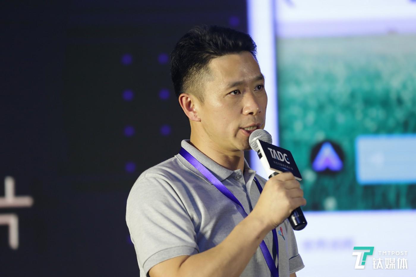 腾讯社交平台部副总经理许华彬