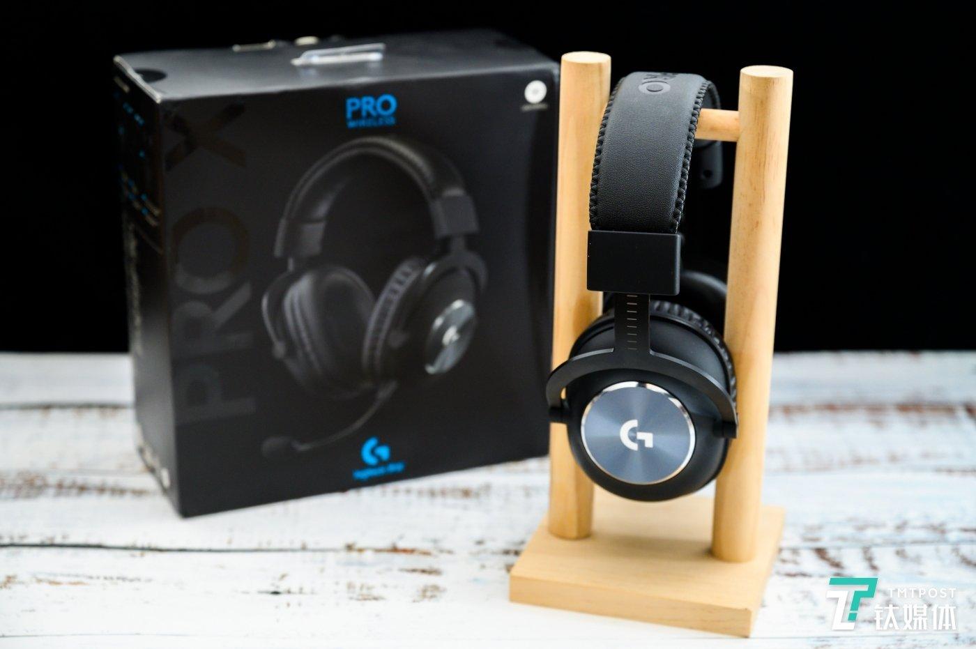 罗技G PRO X LIGHTSPEED 无线游戏耳机