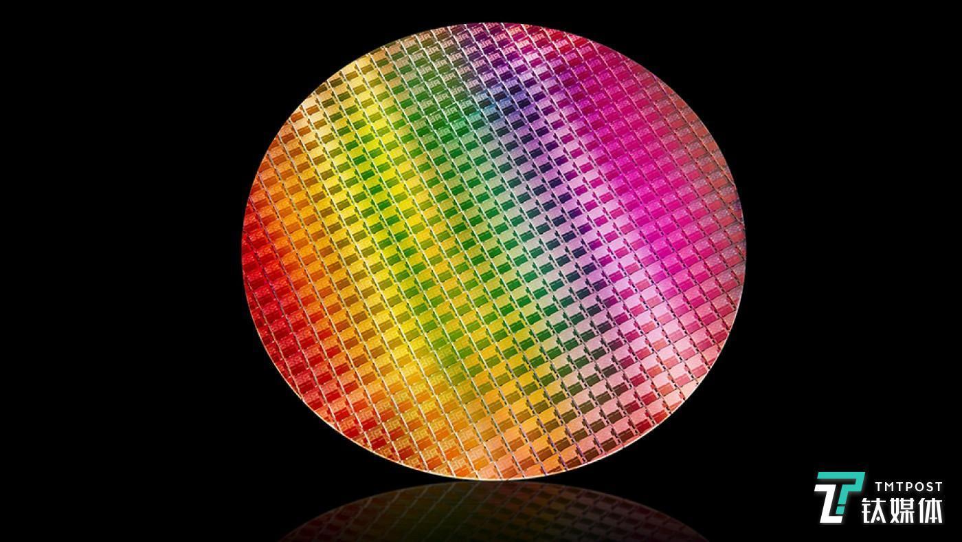 10nm IceLake晶圆