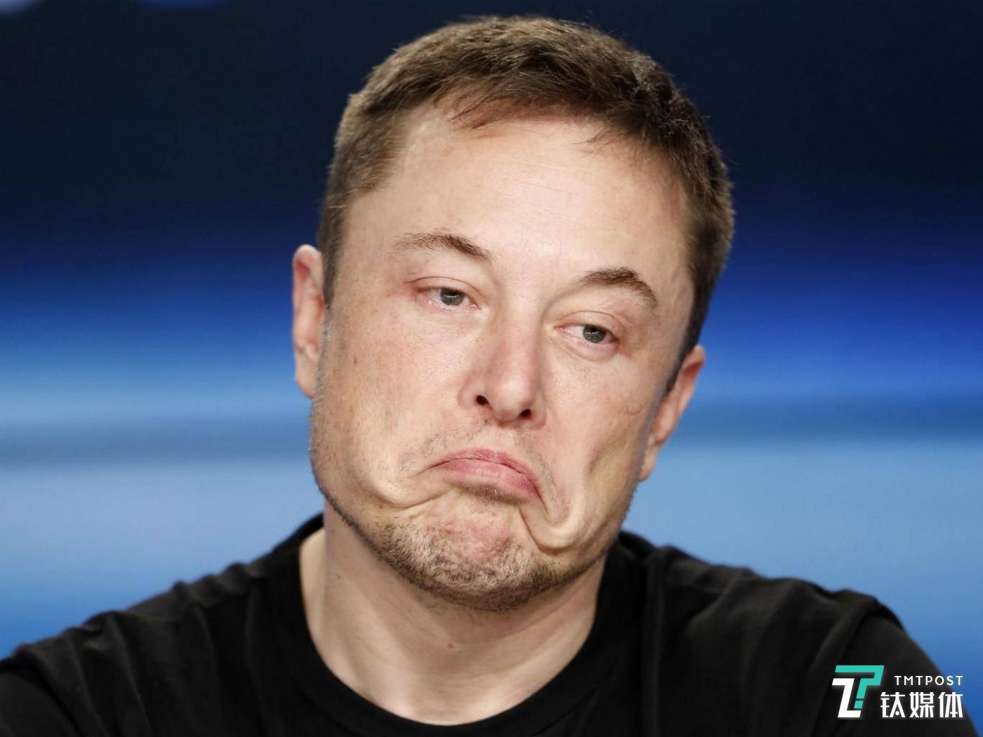 马斯克的失言造成了数十亿美元的损失 REUTERS/Joe Skipper
