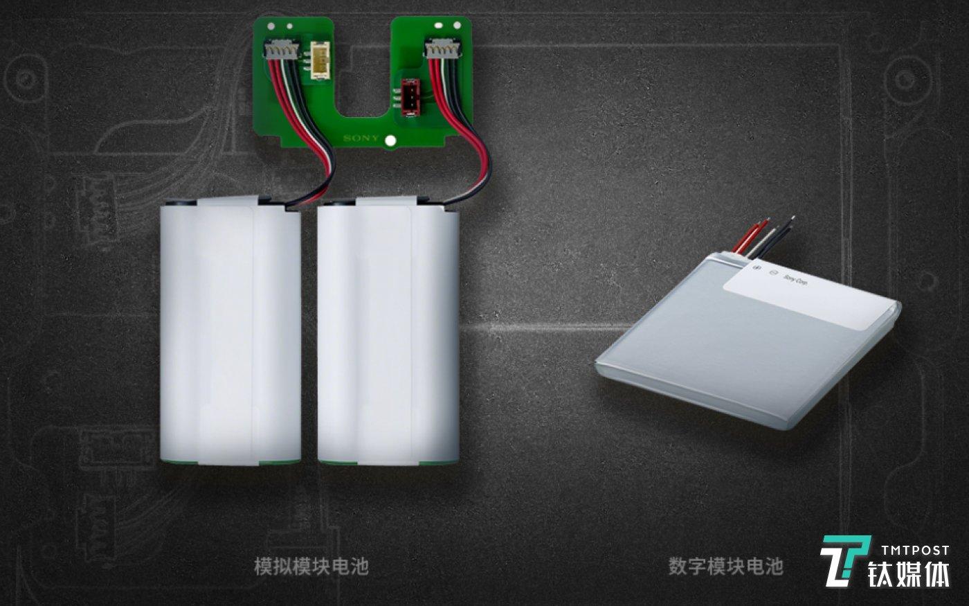 采用独立供电设计