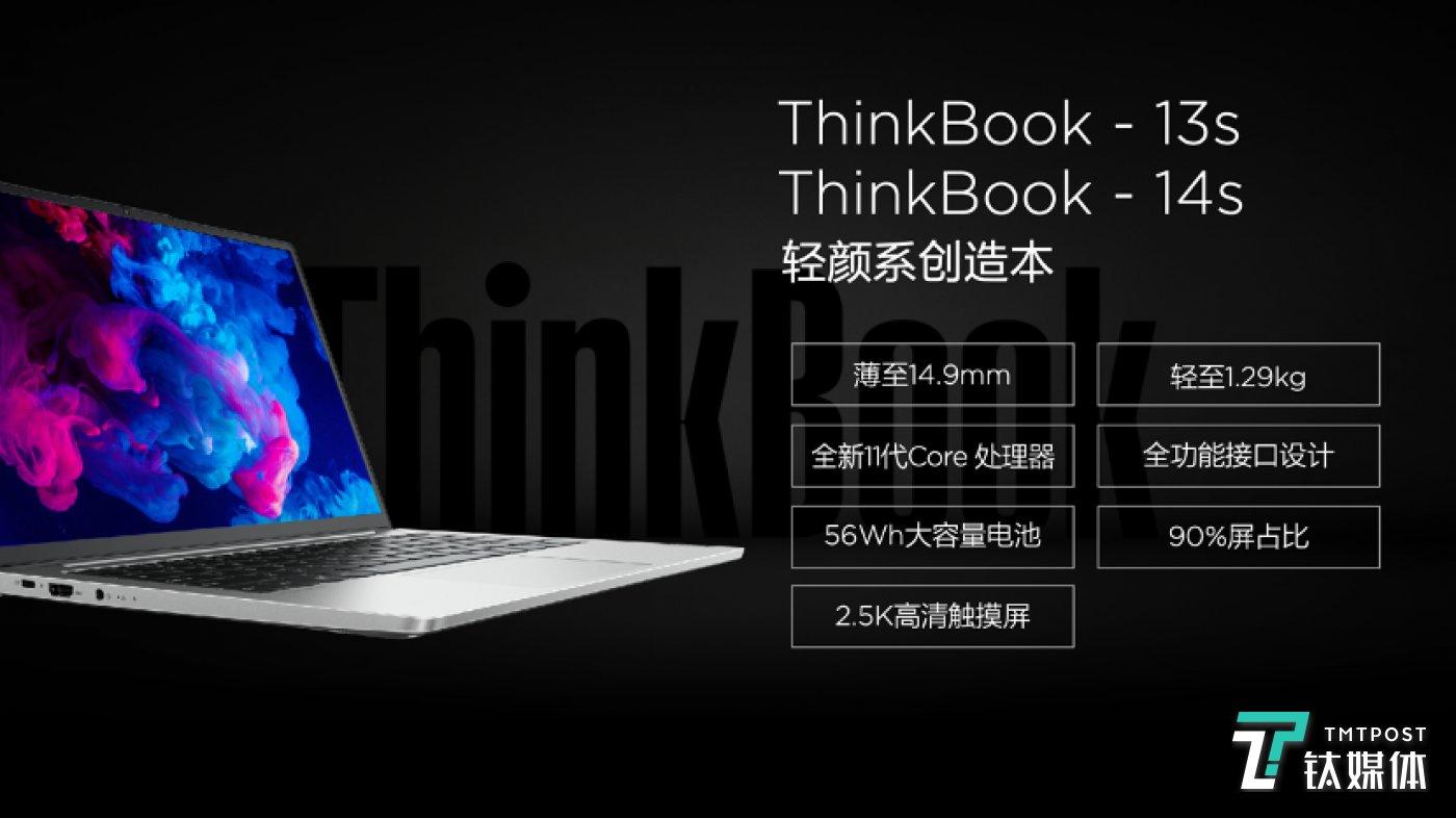 ThinkBook 13s/14s