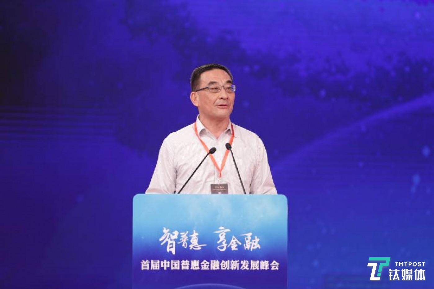 微众银行行长李南青:以践行普惠金融为目标