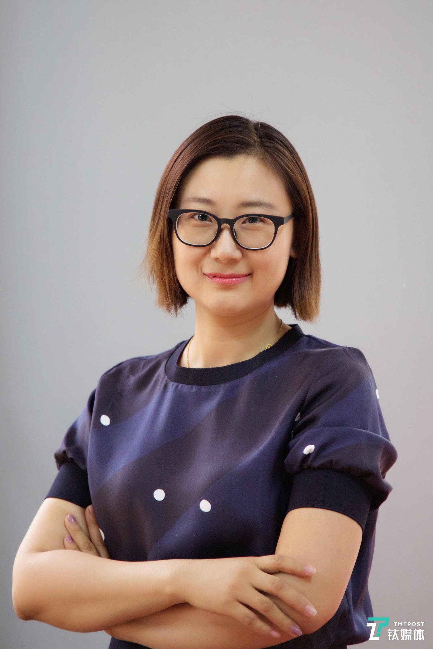 钛媒体合伙人、内容副总裁 杨瑨