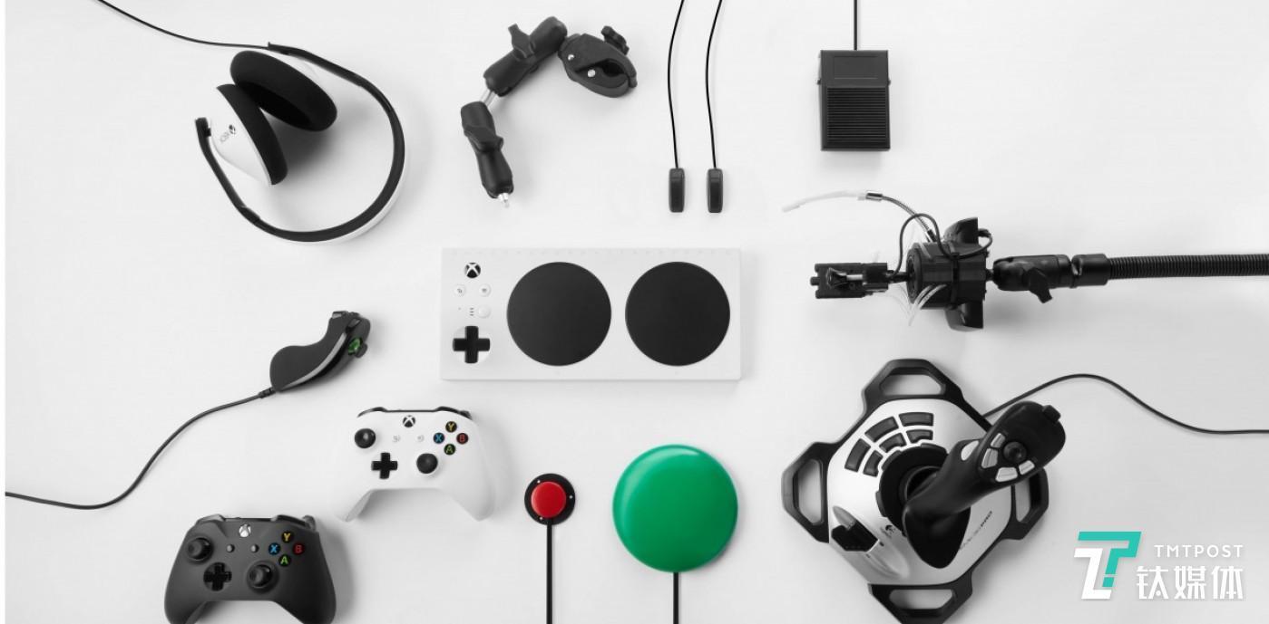 Xbox自适应控制器