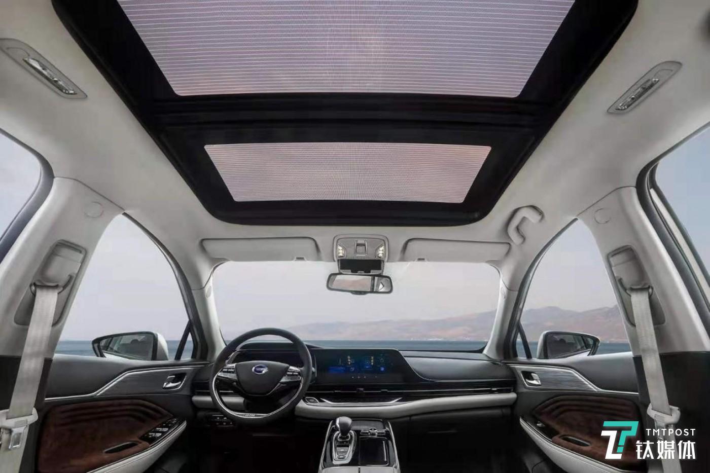 太阳能生态座舱