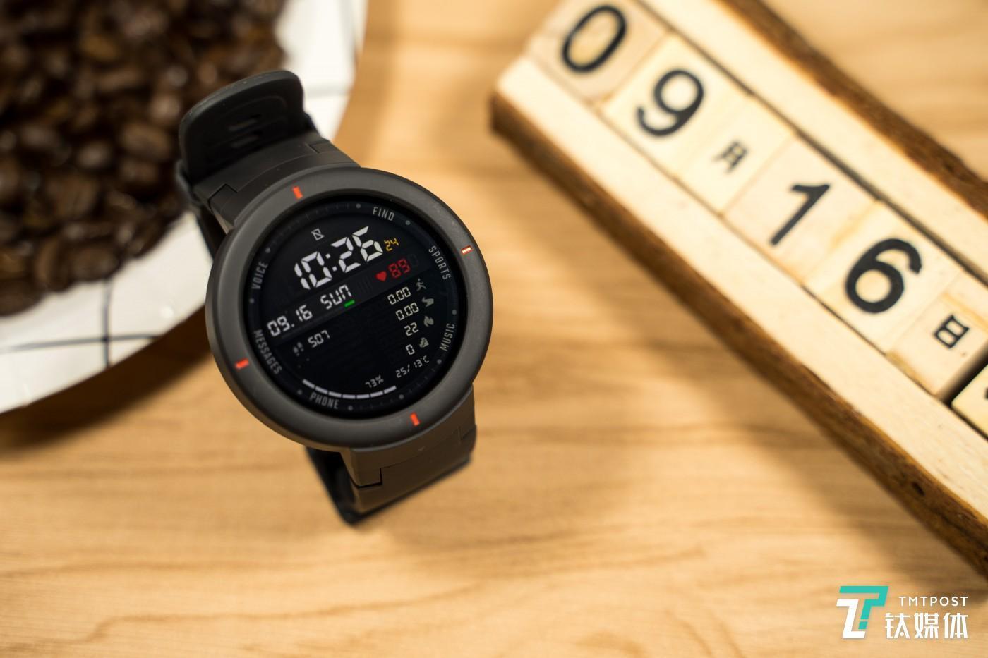 Amazfit智能手表